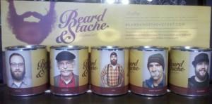 Beard & Stache