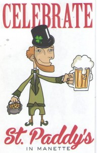 Celebrate St. Paddy's in Manette